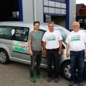 Vernetzen und Erfahrungen teilen: Elektromobilität für alle in Lustenau