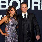 Matt Damon möchte sich Auszeit nehmen