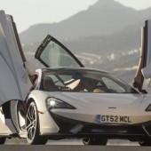 McLaren jetzt mit Kofferraum