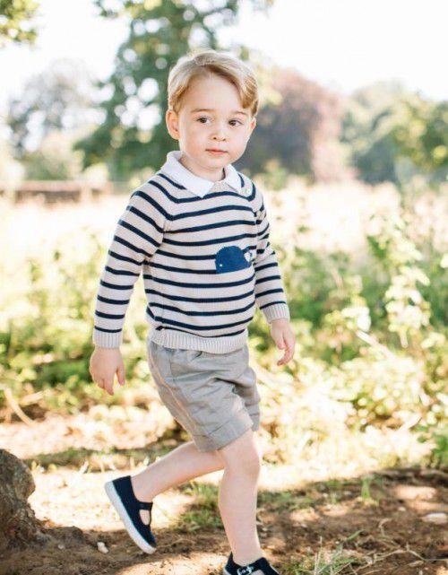 Mini-Prinz George feierte am Freitag seinen dritten Geburtstag.