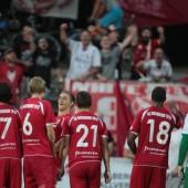 FC Dornbirn hofft auf Wunder