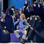 Festivalstart mit Parsifal wurde Opfern gewidmet