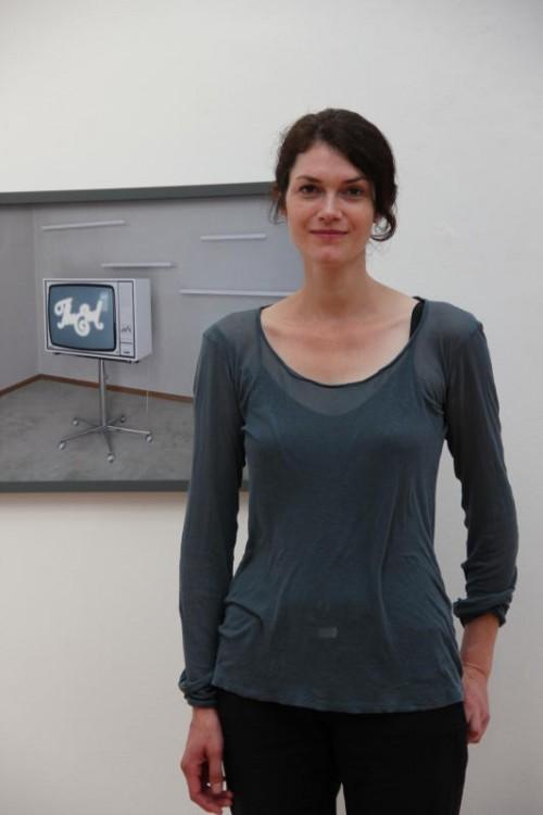 """Mit """"Solar Days"""" outet sich die Vorarlbergerin Liddy Scheffknecht sozusagen als Schönwetterkünstlerin."""