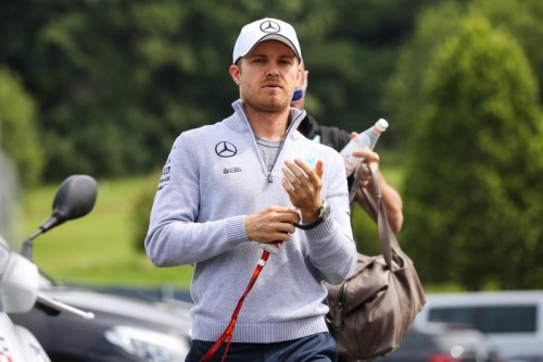 Nico Rosberg hofft auf ein erfolgreiches Wochenende.