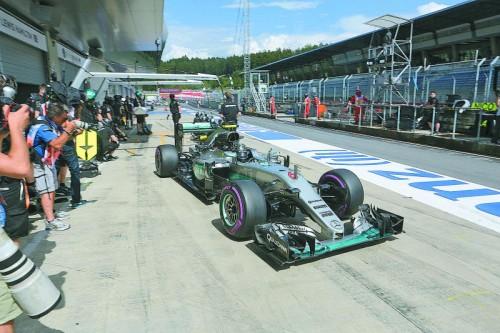 Nico Rosberg und Mercedes kommen die Streckenänderungen in Spielberg entgegen.