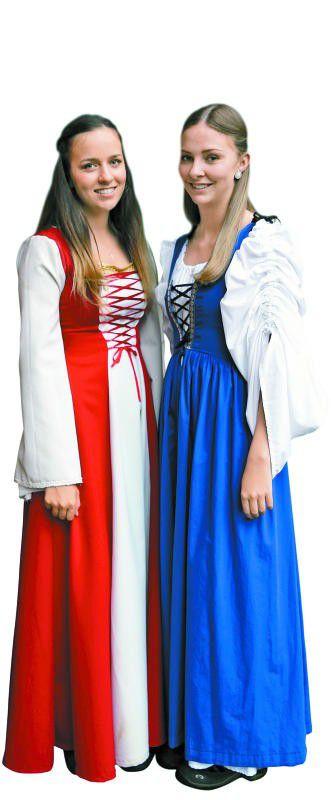 Nina Netzer (Silvretta) und Amrei Saler (Vereina).
