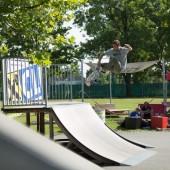 Viele Top-Skater zu Gast in Lustenau