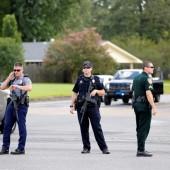 Polizisten in Baton Rouge getötet