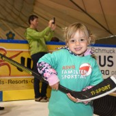 Familiensporttag: Freude an Bewegung