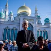 Feierlichkeiten zum Ende des Ramadan
