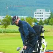 Edgar Amann war der beste Rollstuhl-Golfer