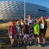 Das Bayern-Spiel ein perfekter Abschluss