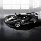 Nur 50 Stück: Ford GT als Sondermodell