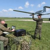 Bundesheer testet Drohnen an der Grenze zu Ungarn