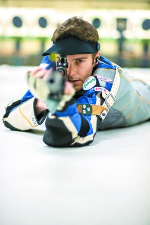 Thomas Mathis wurde als dritter Vorarlberger Sportler für die Sommerspiele in Rio nominiert.