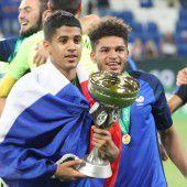 Frankreich ein drittes Mal U-19-Titelträger