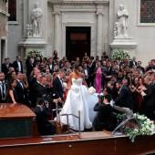 Venezianische Hochzeit mit Stars und Glamour