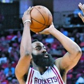Harden bekam in Houston Rekordvertrag