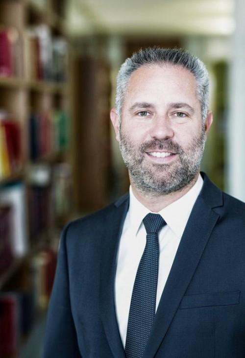 VEV-Präsident Markus Hagen.