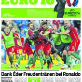 EM-Rückblick: Dank an Frankreich und Portugal