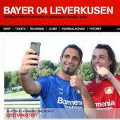 Erstes Spiel von Özcan für Bayer Leverkusen