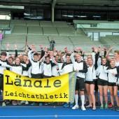 Vorarlbergs Leichtathleten sind die dritte Kraft im Land