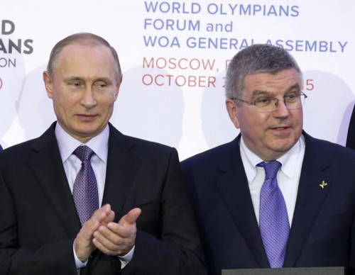Wladimir Putin hat das Gesetz für die Fußballfans unterzeichnet.