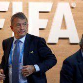 Niersbach von der FIFA für ein Jahr gesperrt