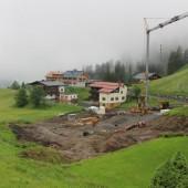 In Schröcken entsteht ein Chalet-Dorf