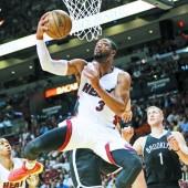 Wade wechselt von Miami in die Heimat Chicago