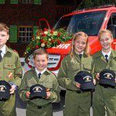 Einsatzfahrzeug für Feuerwehr in Partenen