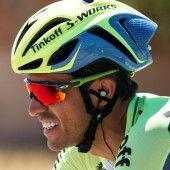 Contador fährt bei Vuelta um den vierten Sieg