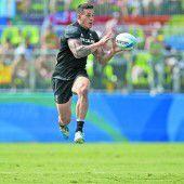 Neuseeland ohne Sonny Williams