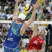 Beach-Duo entzaubert Weltmeister