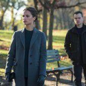 Matt Damon auf der Flucht