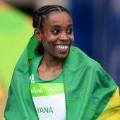 Ayana holt Gold über 10.000 m in Weltrekordzeit