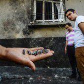 51 Tote nach Anschlag bei Kurden-Hochzeit