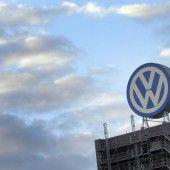 Volkswagen einigt sich mit Zulieferfirmen