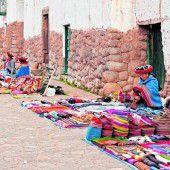 Chinchero – die Stadt des Regenbogens