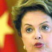 Dilma Rousseff fühlt sich als Aschenputtel