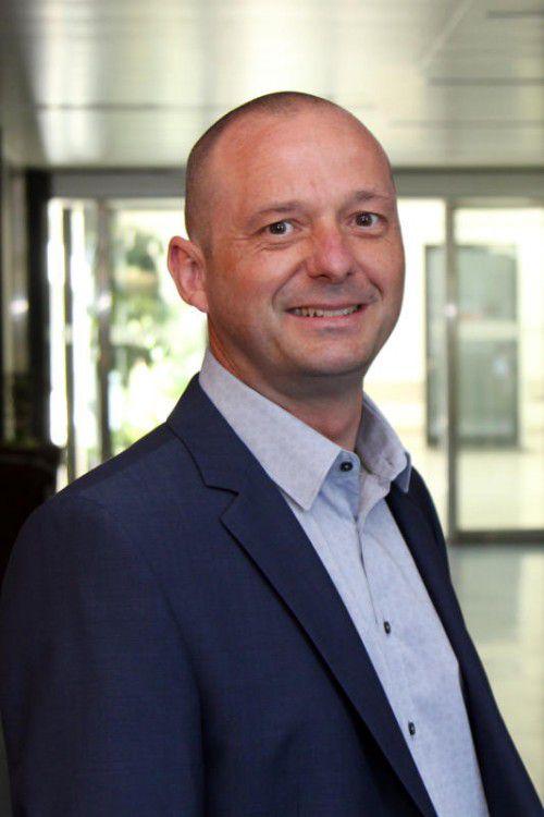 Bernd Schelling wechselte von Feldkirch ins LKH Bregenz.