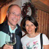 Winzer präsentierten edle Weine beim Kellerfest