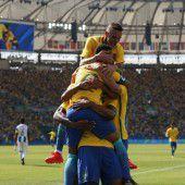 Brasilien träumt von Revanche
