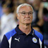 Meistermacher Ranieri bleibt bei Leicester