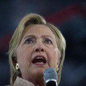 Republikaner wollen Clinton belangen