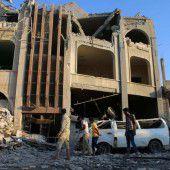 Spital in Syrien nach Luftangriff zerstört