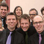 Imposantes Konzertprogramm