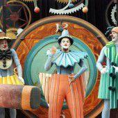 Seelax entführt in die Welt der Zirkuskunst
