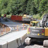 Statikfehler: Litzbrücke wird wieder abgerissen