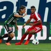 Fußball, tipico Bundesliga 2016/17